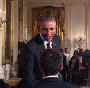 President Obama at the White House ADA Celebration