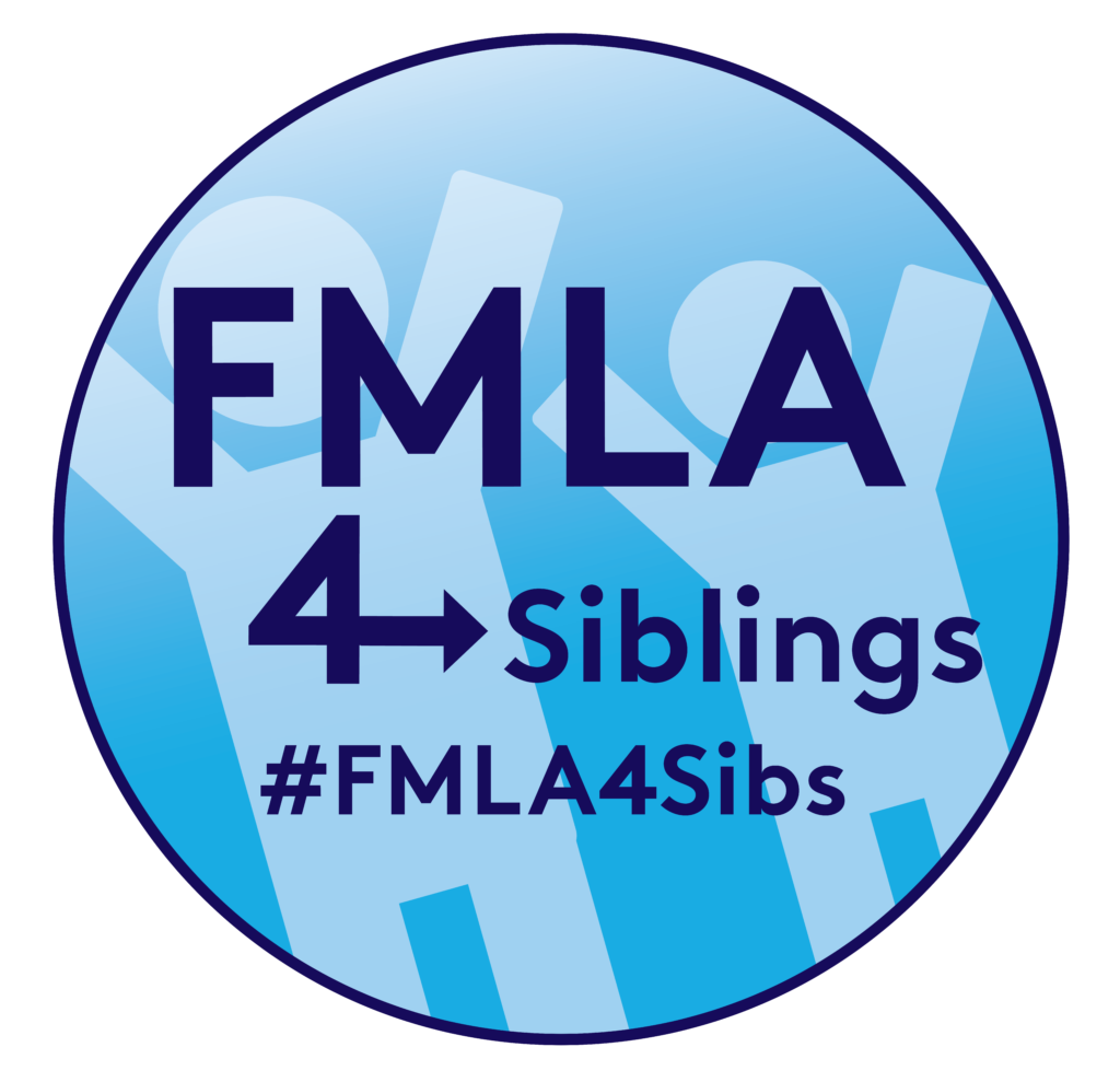 Big News for Sibs! Department of Labor Clarifies Sibling